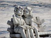 Sculpture — Stock Photo