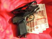 Business, finance, money, — Stock Photo