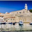 Stock Photo: Coast of Dubrovnik