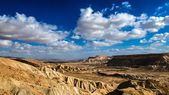 Arava desert — Stock Photo