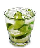 鸡尾酒-caipirinha — 图库照片