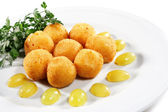 Cheese Croquettes — Stock Photo