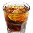 Cocktail - Cuba Libre - Stock Photo