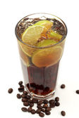 Cocktail - Long Island Iced Tea — Stock Photo