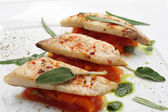 Filleted Fish — Stock Photo