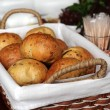 Bread Basket — Stock Photo #12488100