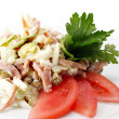 Celery and Chicken Salad - Stock Photo