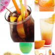Cocktail Collage — Stock Photo #12503856