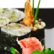 Japanese Cuisine - Sushi — Stock Photo #12504773