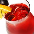 Red Cocktail — Stock Photo #12504856