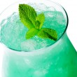 Green Cocktail — Stock Photo #12505229
