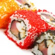Japanese Cuisine - Sushi - Stock Photo