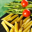 Food Ingredient - Pasta - Stock Photo