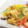 Japanese Cuisine - Seafood — Stock Photo #12505962