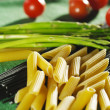 Food Ingredient - Pasta — Stock Photo