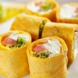 Stock Photo: Mexico Roll