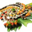Sushi Set — Stock Photo #12507212