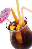 Cóctel - long island iced tea — Foto de Stock