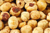 Heap of Hazelnut — Stock Photo