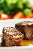 Veal Medallions — Stock Photo