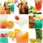 Cocktails — Foto de Stock