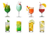 Cocktail Collection — Stock Photo