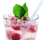 Strawberry Cocktail — Stock Photo