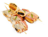 Japanese Cuisine - Conger — Stock Photo
