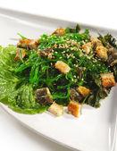 Japanese Cuisine - Seaweed Salad — Stock Photo