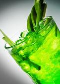 Vert cocktail — Photo