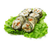 Tempura Roll — Stock Photo