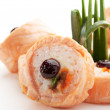 Sushi Roll — Stock Photo