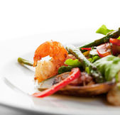 Seafood Plate — Foto Stock
