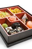 Japanese Cuisine - Bento Lunch — Stock Photo