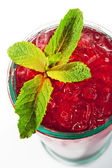 Red Cocktail — Stock Photo