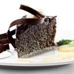 Dessert - Chocolate Cake — Stock Photo #23474112