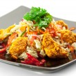 Chicken Korma Salad — Stockfoto