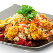 Chicken Korma Salad — ストック写真