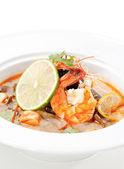 Thai Dishes - Tom Yam Kung — Stock Photo