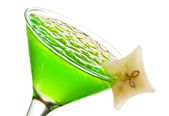 Green Cocktail — Stock Photo