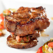 Pork Steak — Stock Photo #23485001