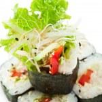 Vegetarian Roll — Stock Photo #23491111