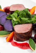 Venison Dish — Stock Photo