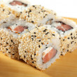 Alaska Roll — Stock Photo