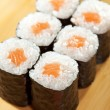 Salmon Roll — Stock Photo #23874507