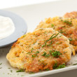 Potato Pancake - Stock Photo