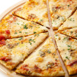 Royalty-Free Stock Photo: Cheese Pizza