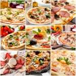 Pizza — Stock Photo #23875079