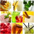 Stock Photo: Drinks