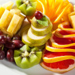 Fruits Dish — Stock Photo